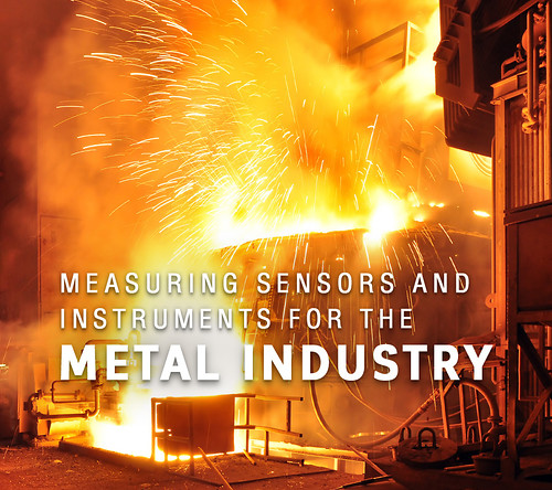 Measuring Sensors and Instruments for the Iron and Steel Industry